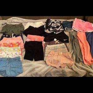 21 Shorts/Pants Lot Size 4T